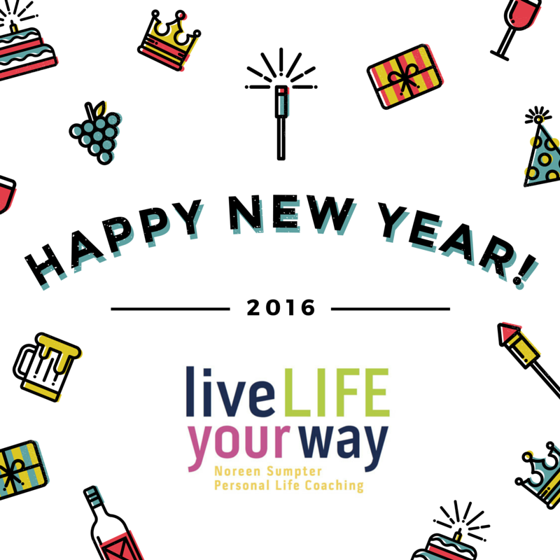 Happy New Year - Noreen Sumpter/ Life Coach