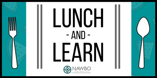 NAWBO's April Lunch & Learn: Launch Your Digital Marketing Action Plan with Maisha Walker