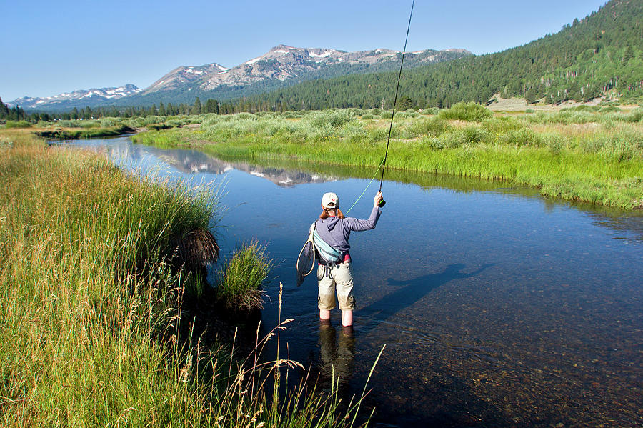 Fly Fishing with Sara Slagle | Live Life Your Way