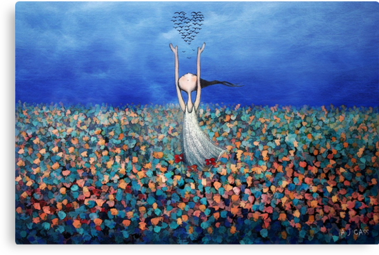 """Free Spirit"" by Amanda Cass"