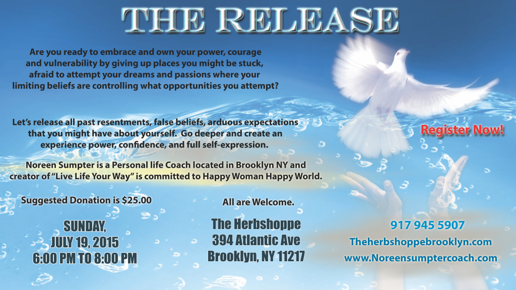 The release flyer 7-21
